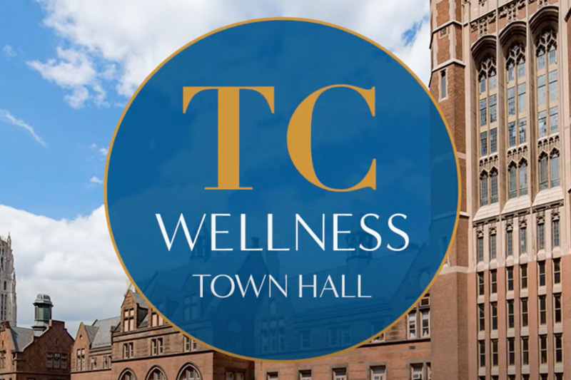 TC Wellness Town Hall 11/6