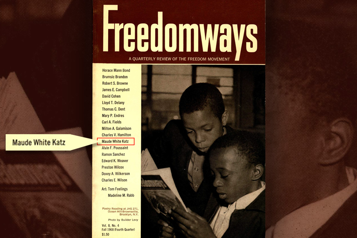 Freedomways Publication
