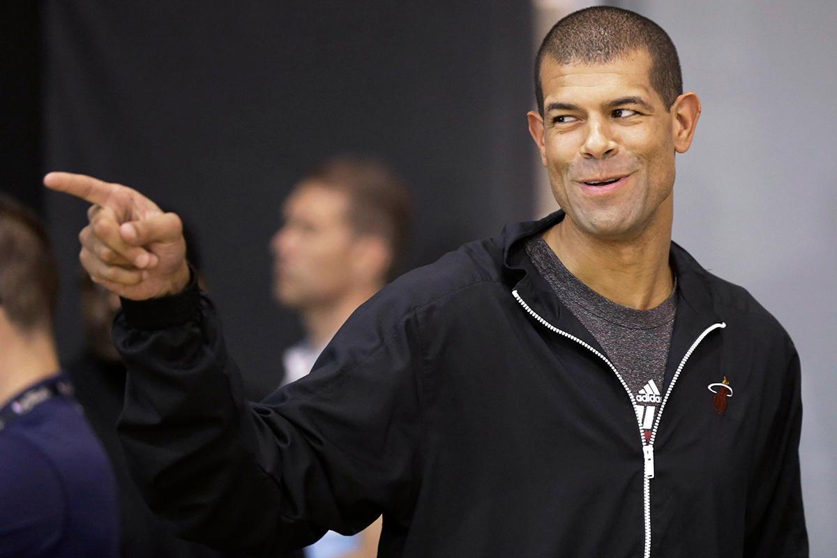 Shane Battier by David J. Phillip, AP Images